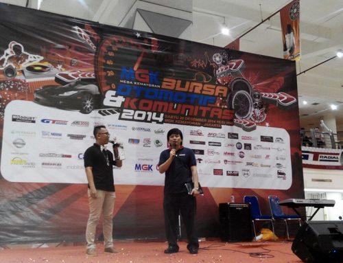 Event Mega Kemayoran Bursa Otomotif & Komunitas