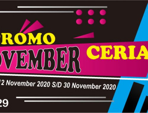 Promo November Caria