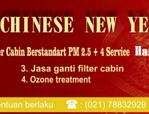 Promo Chinese New Year 2021